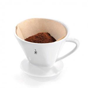 GEFU Porzellan-Kaffee-Filter SANDRO, Gr. 2