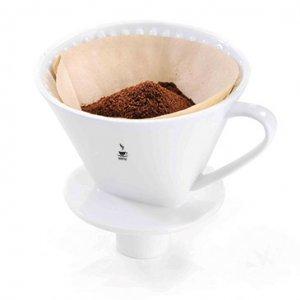 GEFU Porzellan-Kaffee-Filter SANDRO, Gr. 4 16020
