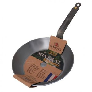 de Buyer Mineral B Element Eisenpfanne Induktion 20 cm 5610.20