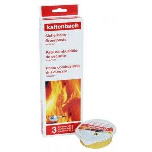 Kaltenbach Brennpaste 3x80g 3x80 Kaltenbach