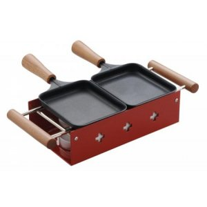 TTM Raclette Twiny Cheese rot 100.024